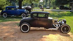 20.30 Ford five window coupe