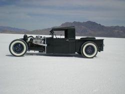 6.9 Chevy hot rod truck