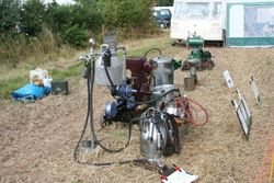 Old Milking Equipment