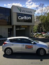 Driving School Carlton  - Toyota Corolla Hatch - Automatic