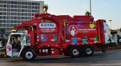 Royal Recycling Truck