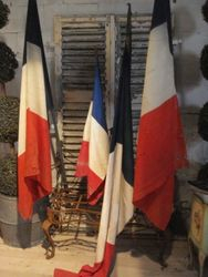 #14/005 Vintage French Flags SOLD