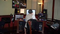 Jim Sanders, Home Studio, 2011