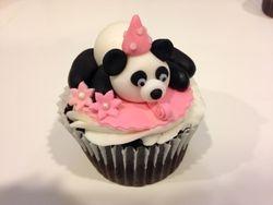 Fondant Birthday Panda