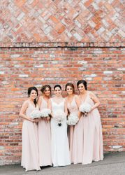 Stephanie Bridal Party April 2017