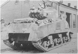 M4A6 Sherman: