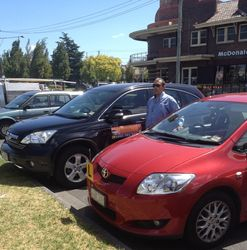 Driving School Derrimut - Toyota Corolla Hatch - Manual Transmission
