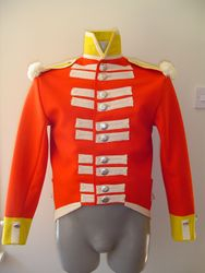 Napoleonic tunic