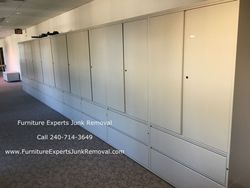 Junk office furniture removal in Falls church VA