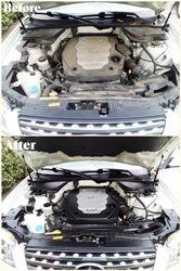 Infiniti Engine Detailed