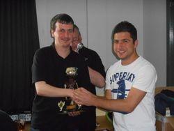 Anglo Scottish Trophy Winners - Queen's Park