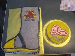 Fireman 1st Birthday