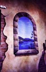 Old World Window