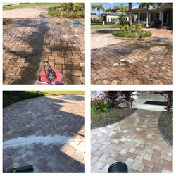 Pressure Cleaning and Sealing