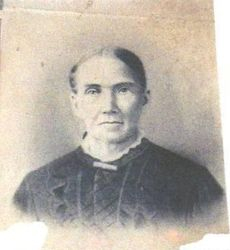 Margaret (Weaver) Fisher (1826-1891)