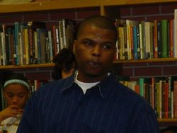 HBO DEF Poet Mr C. Bones Jones