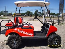 2003 Gas Club Car Ds