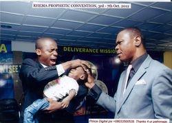 Healing in Lagos