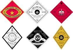 More Welland Vale axe logos