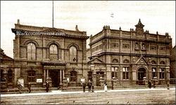 Wednesbury, Town Hall.