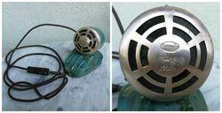 1960 m. mikrofonas Oktavia. Kaina 32