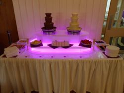 Wentworth Castle, Chocolate Fountain Hire, Sweet candy dreams