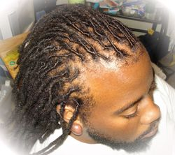 Retwist/maintenance
