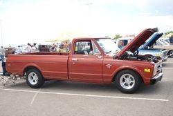 58.68 Chevy C10