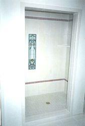 Ceramic shower