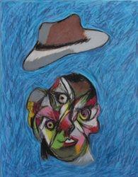 Homme au chapeau I