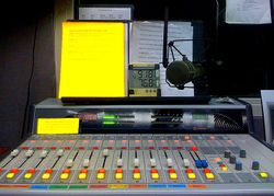 On-Air Audio Board