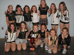 Dance Champions take first at All Levels