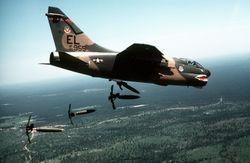 A-7 Corsair II: