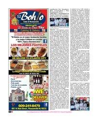 El Bohio Restaurant , Dreamers- Senado  Democratas