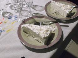 Marco's birthday cake