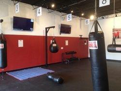 Mark's MMA gym