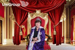 King, Throne Green Screen Photo Booth