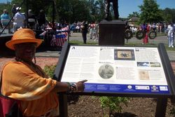 United States Colored Troops Civil War Monument Dedication 2012