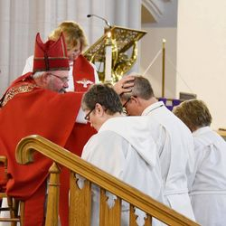 Rev. Michael's Ordination