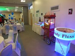 1st birthday beighton miners welfare catering for 150 guests