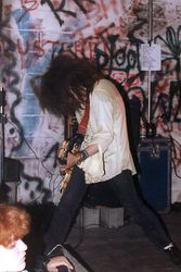 Keith Brammer somewhere in 1987