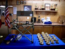 Friday Trophies