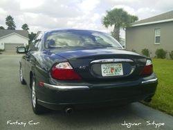 Dave H.-------2002 Jaguar S-Type