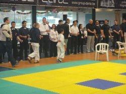 Okinawa Kyokushin komt op