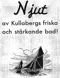Hotell Kullaberg 1935