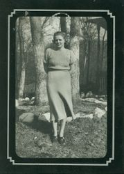 Lorma Evelyn (Creighton) Kinch (1916-1981)