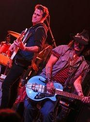 Jared & Johnny Depp | Petty Fest West, LA (14 Nov 12)