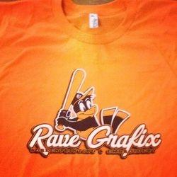 The Rave Grafix O's