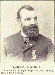 James A. Mitchell