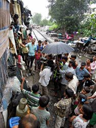 29 Sanjay Camp slum, Delhi
